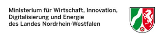 Ministerium für Wirtschaft, Innovation, Digitalisierung und Energie des Landes NRW